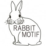 RABBIT MOTIF ラビットモチーフ