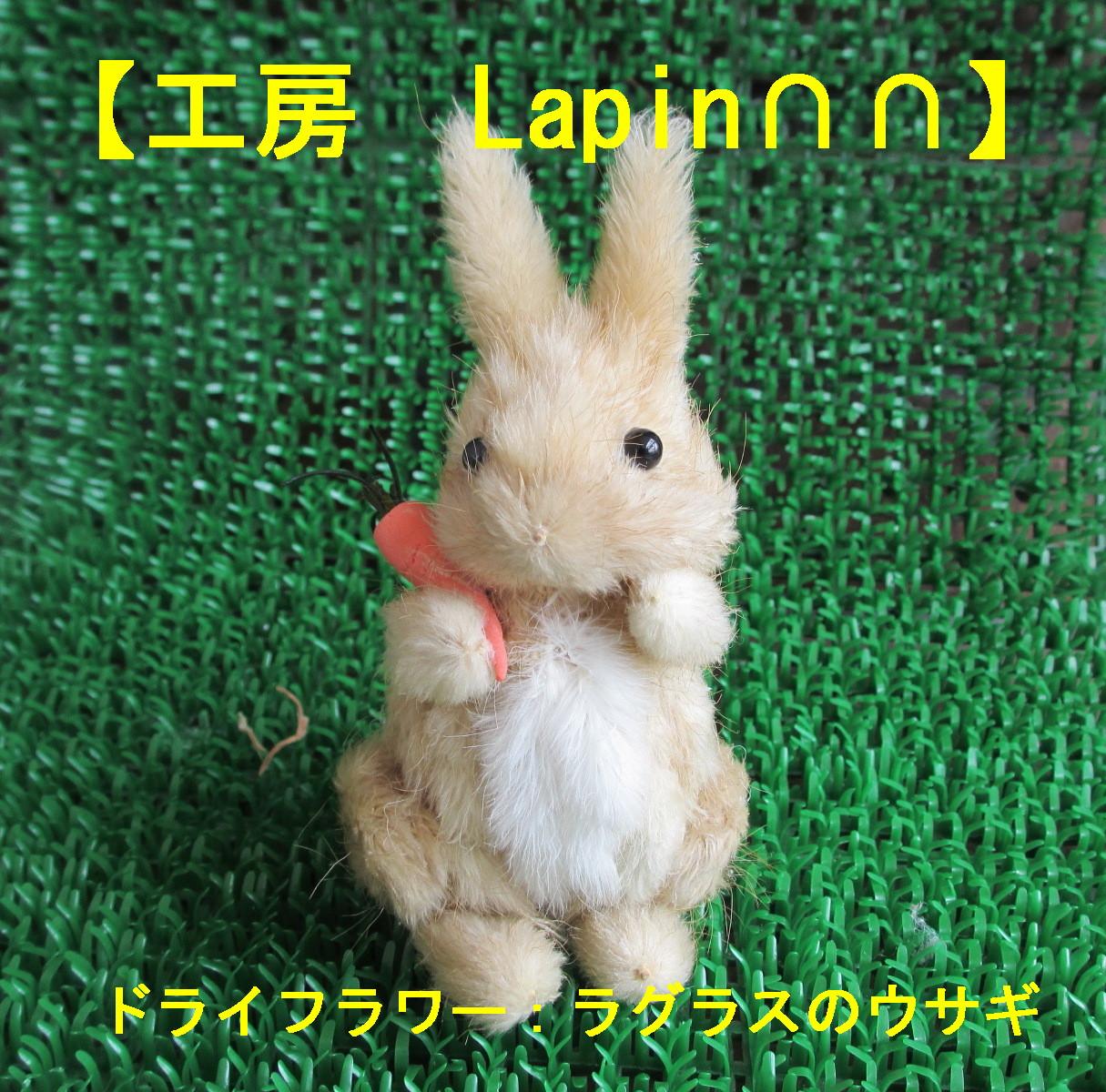【工房 Lapin∩∩】