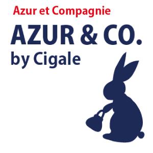 AZUR&CO.(アジュールアンドコ)by シガル