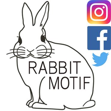 RABBIT MOTIF