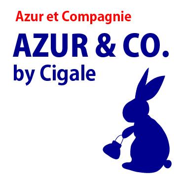 AZUR&CO. (アジュールェコ) by シガル